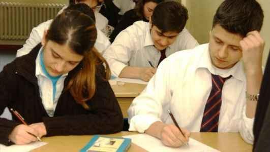 Lise son öğrencilerine müjde