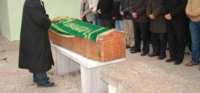 Cenazeyi unuttular