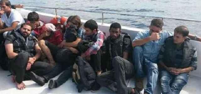 116 kaçak yakalandı