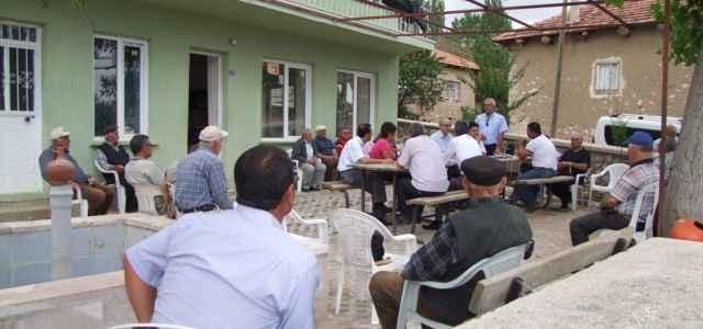 Vatandaşlara bilgilendirme eğitim toplantısı