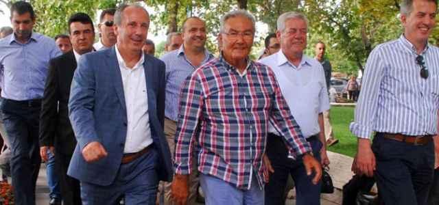 CHP'de Muharrem İnce depremi mi?