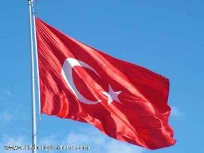 Bir bayrak indirme olayı daha
