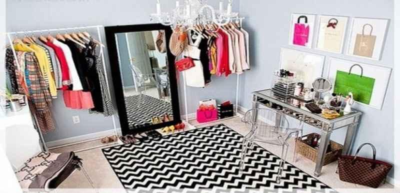 Giyinme odası önerileri