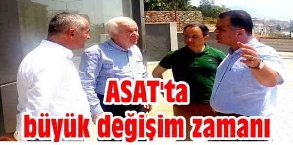 ASAT'ta büyük değişim zamanı