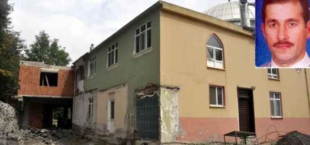 Cami inşaatında iş kazası: 1 ölü