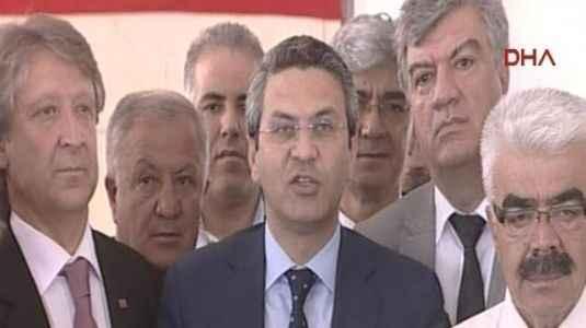 Kılıçdaroğlu'na 78 il başkanından destek