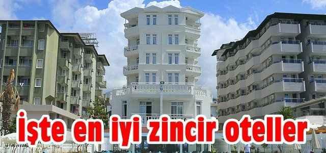 İşte Türkiye'nin en gelişmiş grup otelleri