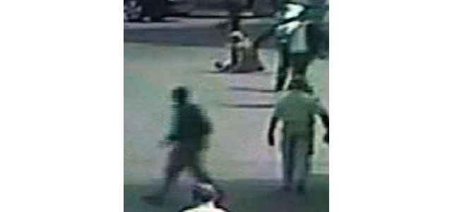 Ünlü cerraha yapılan saldırı kamerada