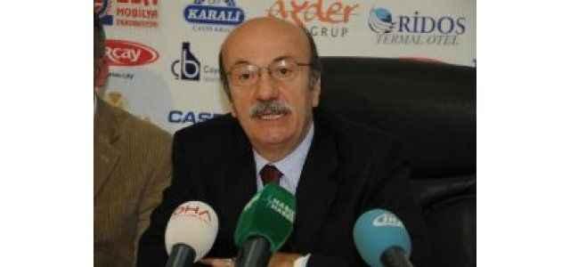 Bekaroğlu CHP'ye üye oldu