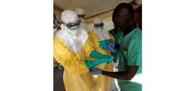 Ebola'dan ölenlerin sayısı 1900'ü geçti