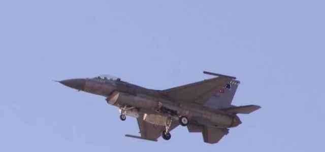 Türk F-16'ların düşme oranı ABD'den 5 kat fazla