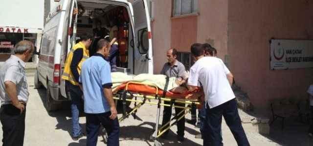 Namus cinayeti: 1 ölü 1 yaralı