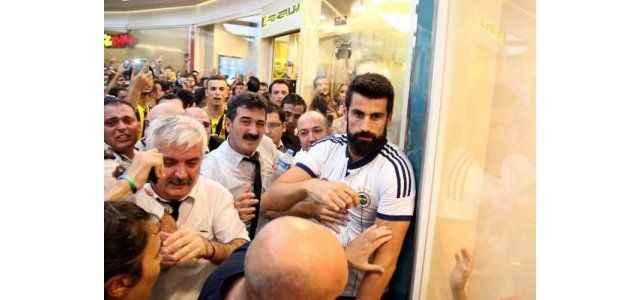 Fenerbahçe'ye biber gazı şoku!