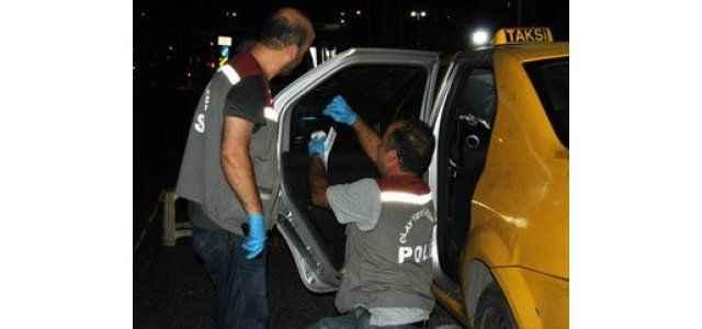 Taksici cinayeti