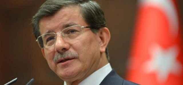Başbakan Davutoğlu'ndan asansör açıklaması
