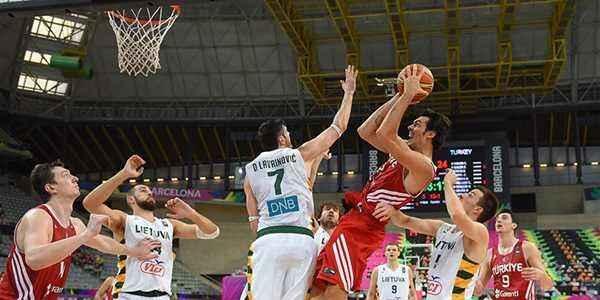 Türkiye - Litvanya maç özeti