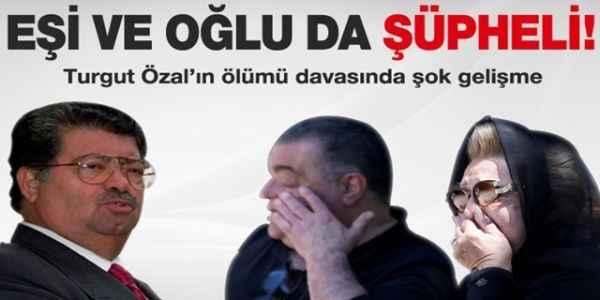 Turgut Özal'ın ölümüyle ilgili flaş gelişme