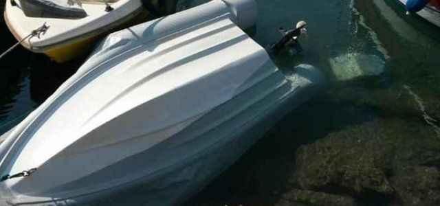 Denizde kaza: 1 ölü, 5 yaralı