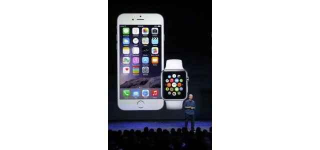 iPhone 6'dan dakika 1 hata 1