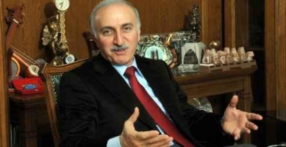 TRT Genel Müdürü Şahin, vali oldu