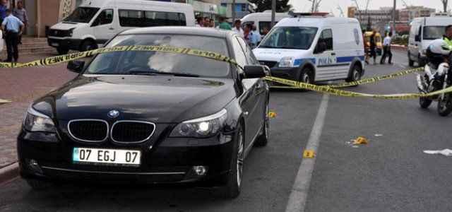 Kulüp başkanına silahlı saldırı