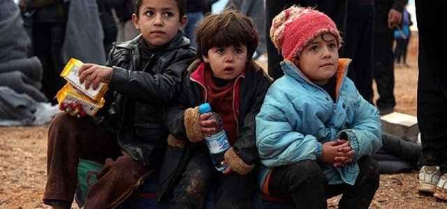 Türkiye'deki Suriyeli mültecilerin sayısı açıklandı