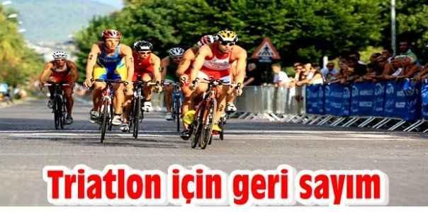 Triatlon için geri sayım