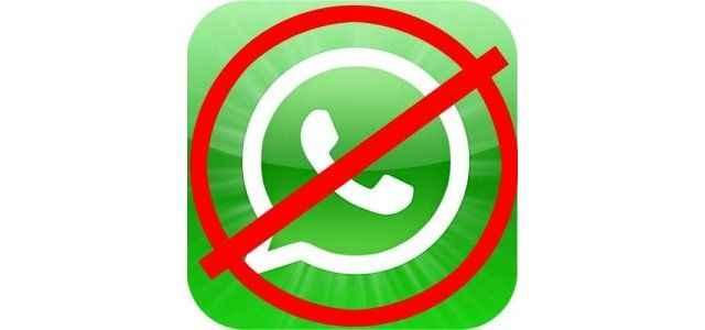 Whatsapp 30 gün sonra kapatılıyor