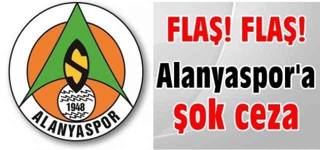 ALBİMO Alanyaspor'a şok ceza
