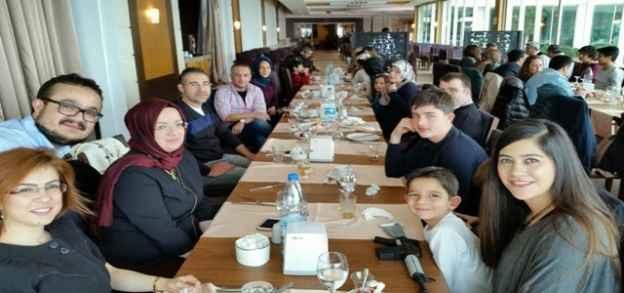 'Akdeniz' kahvaltıda buluşturdu