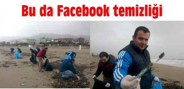 Bu da Facebook temizliği