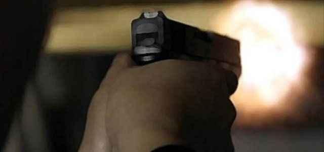 12 yaşındaki çocuk tabancayla...