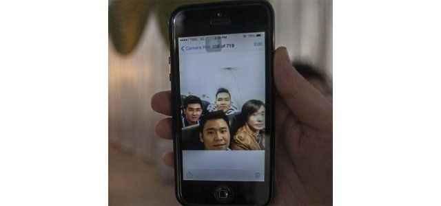 İşte, kazadan önceki son selfieleri
