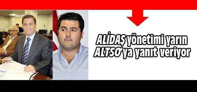 ALİDAŞ yönetimi yarın ALTSO'ya yanıt veriyor