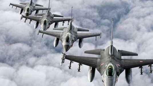 Şok açıklama! Türk uçakları vuralacak