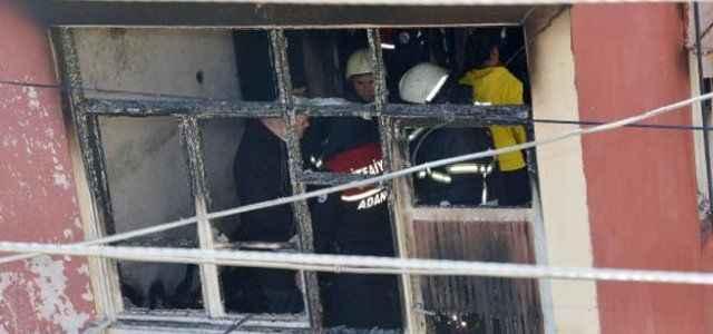 Yangın dehşeti! 2 çocuk öldü