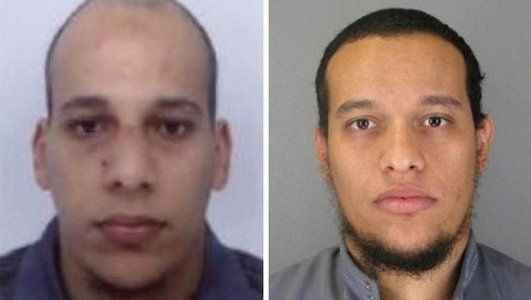 Charlie Hebdo saldırısı şüphelileri öldürüldü
