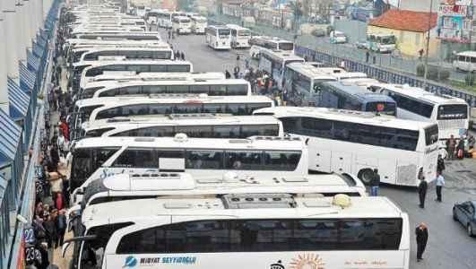 Şehirlerarası otobüs yolculuğu yapanlar dikkat!