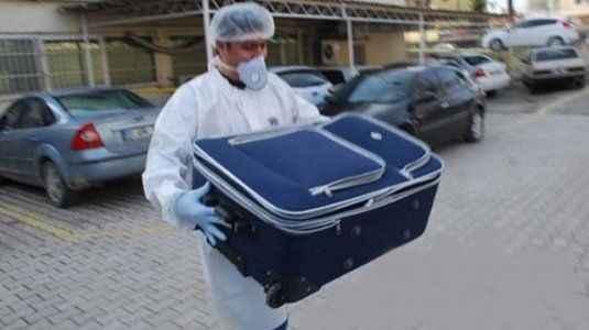Valizin içinden çıkanlar kan dondurdu
