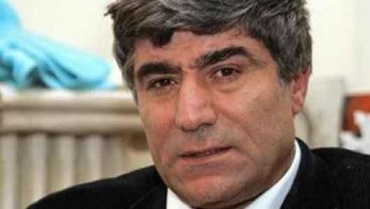 Hrank Dink cinayetinden şok karar