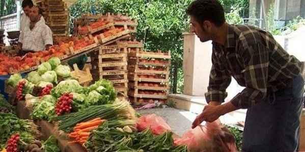 Sebze ve meyveye yüzde 100 zam geliyor