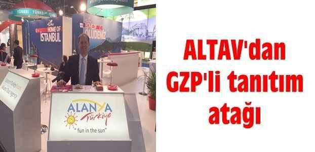 ALTAV'dan GZP'li tanıtım atağı