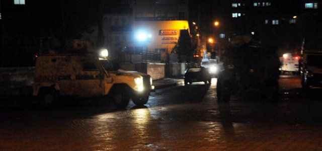 Hükümet Konağı'na roket atarlı saldırı