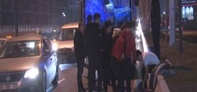 Halk otobüsleri çarpıştı: 3 yaralı