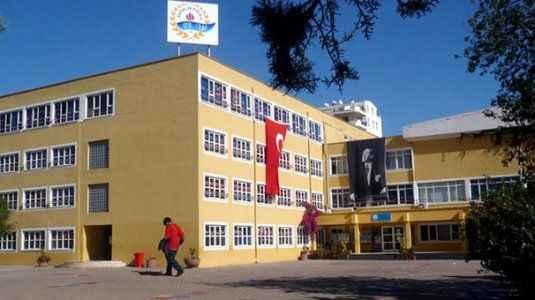Antalya'da icradan satılık özel okul