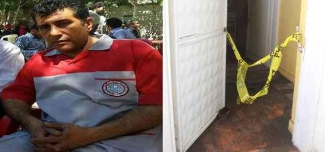 Akıma kapılan işçi öldü