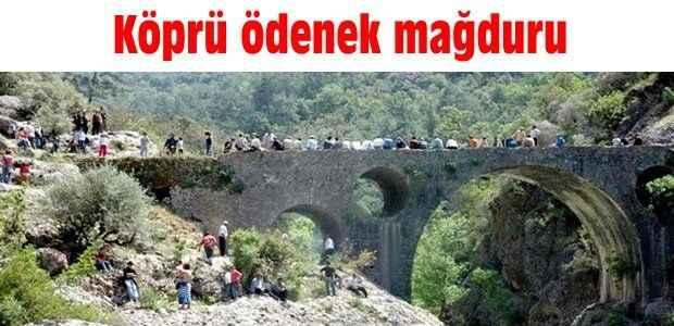 Köprü ödenek mağduru