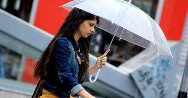 Dikkat! Hafta sonu yağmur geliyor