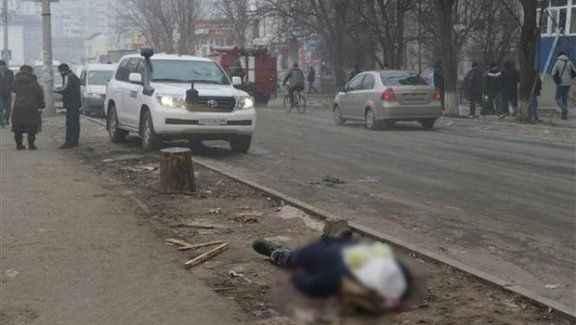 Füzeli katliam: En az 30 ölü