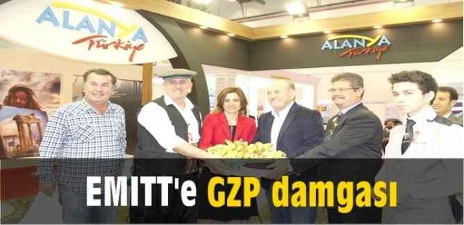 EMITT'e GZP damgası